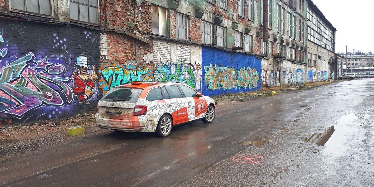 Vertikaalplaneeringud ja parklate projekteerimine